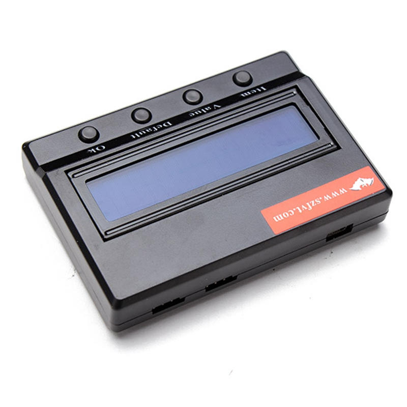 New Arrival RC Car LCD Display Program Card For FVT Series Car Brushless ESC(China (Mainland))