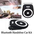 VOXLINK Wireless Bluetooth Car Kit Stereo Bass Speaker Speakerphone Handsfree Car Kit for iPhone 7 5