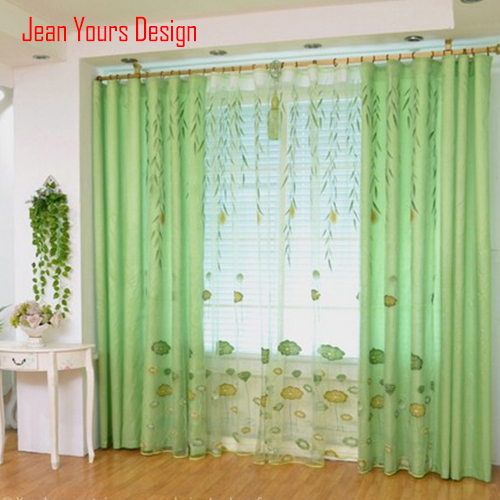 green curtains for living room. green curtains valance window screen sheer tulle gauze for living room  Mint Decorate the house with