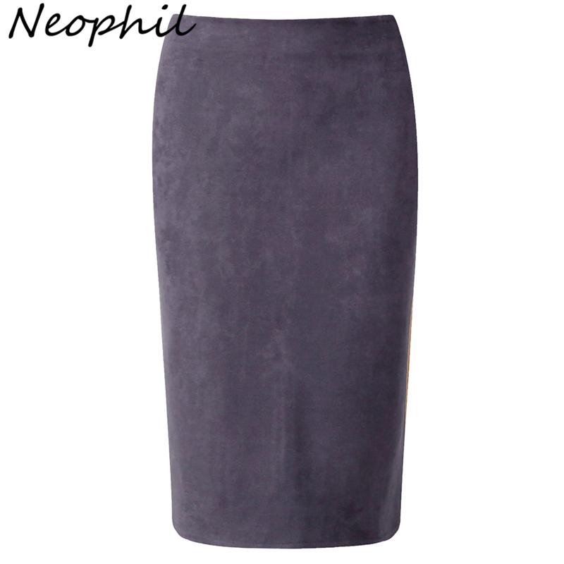 Online Get Cheap Womens High Waist Pencil Skirt -Aliexpress.com ...
