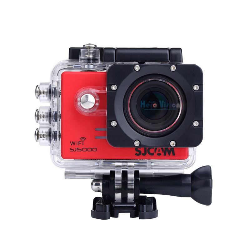 Original SJCAM SJ5000 WiFi Novatek 96655 Full HD Action GoPro Camera Style