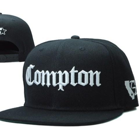 product compton fixed gear skateboard bboy cap snapback hat New brand hiphop fashion baseball caps  Adjust flat-brim cap free shipping