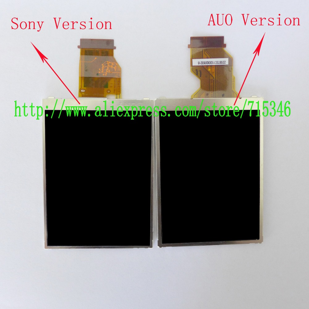 Original NEW LCD Display Screen For SONY DSLR A200 A300 A350 alpha Camera (SONY Version) + Backlight(China (Mainland))