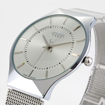 Top Brand Julius Women Watches Ultra Thin Stainless Steel Band Analog Display Quartz Wristwatch Luxury Watches Relogio Feminino