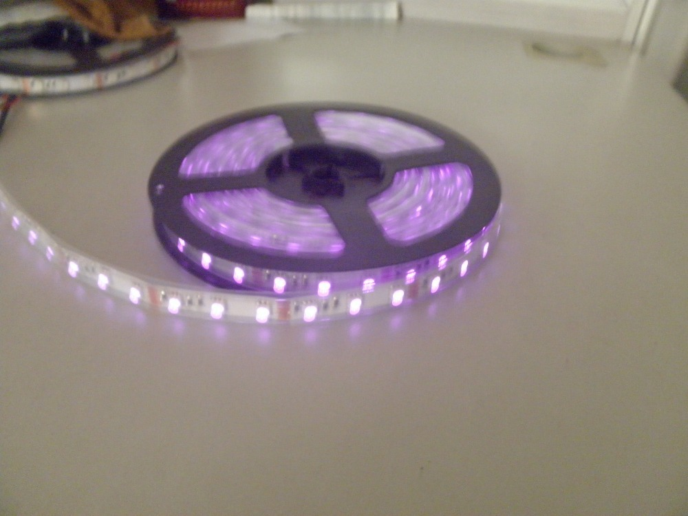 Free shipping 940nm infrared SMD5050 Flexible LED Strip light with 150LEDs IR LED Strip LED Ribbon LED Tape Non-waterproof(China (Mainland))