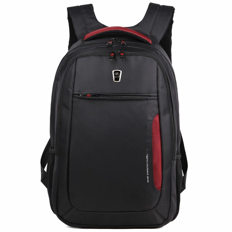 2015 New Arrival Brand Multifunctional Black Red Women Laptop Bag 17.3 Laptop Backpack 15.6 Notebook Bag 17 Case 15 Bag Laptop(China (Mainland))