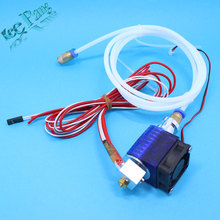 3D Printer E3D V5 J head Hotend with Single Cooling Fan for 1 75mm 3 0mm