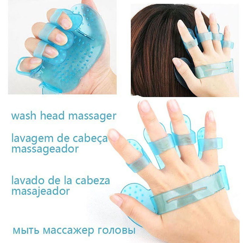 Hot Sale 1 Pieces Cute Shampoo Washing Brush Comb Massager Head Hair Scalp Massage Make Up Cosmetic Hair Care Styling Tools(China (Mainland))