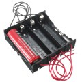 image for High Quality Plastic 8x AA  2A Battery Clip Holder 12V Storage Case En