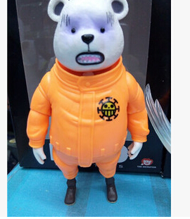 Diri LEGEND STUDIO BEPO One Piece toys wholesale toys bear doll movable Wave Bay(China (Mainland))
