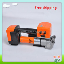 DD19-3 Portable strapping sealer,battery recharge hand held electrical strapping machine,electrical strapping toolS(China (Mainland))