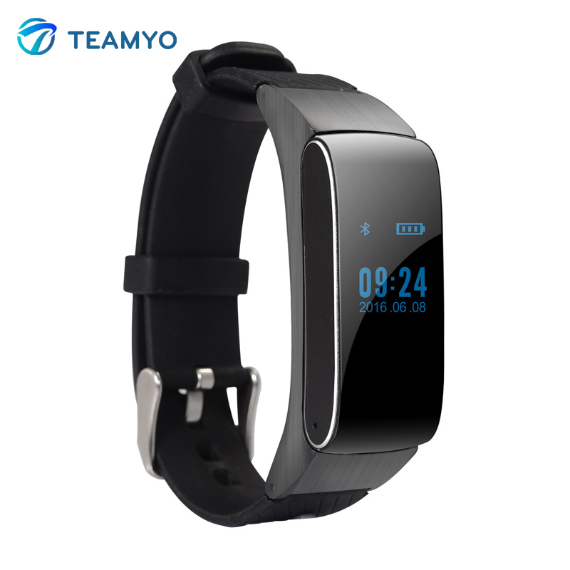 Talkband Bluetooth Smart Bracelet DF22 Protable Talk Smart Band Pedometer Active Fitness Tracker For IOS Android Smartband(China (Mainland))