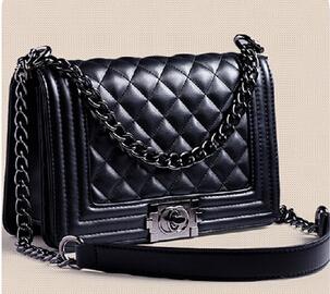 VEEVAN 2015 Woman Bags Fashion Designers Handbags High Quality Women Chain Messenger Bags shoulder bag with Zipper pocket<br><br>Aliexpress