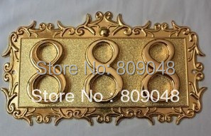 Wholesale and retail order hotel; The hotel room number; The number 1000/KVT/ address/buildning house number/door part/door(China (Mainland))