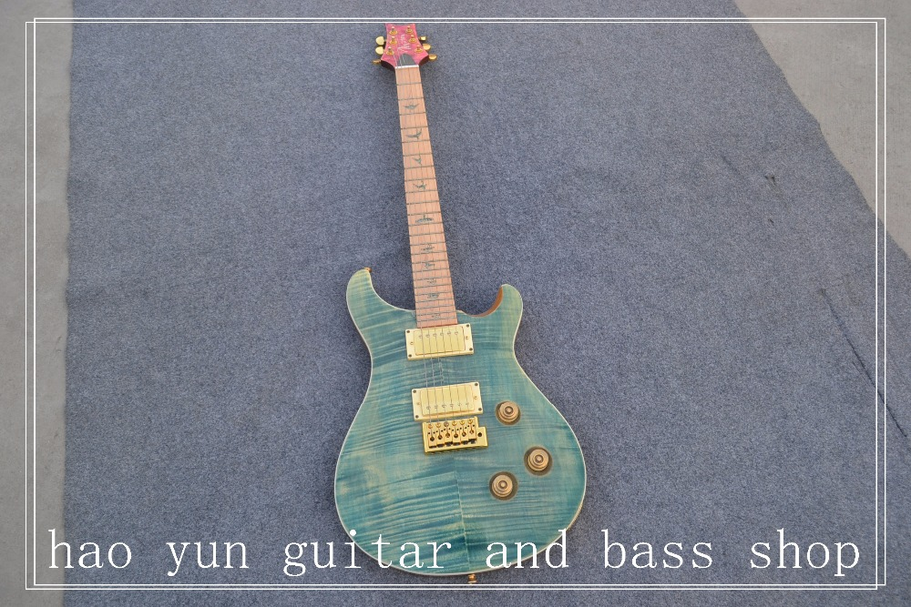 prs guitar electric guitar china custom shop made you can custom made it you will very like it(China (Mainland))