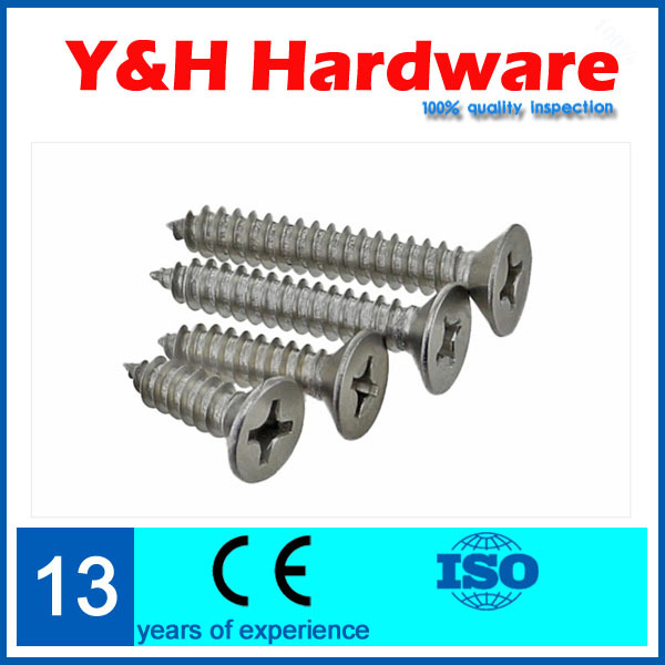 Hot sale concrete screw M4*45mm 50pcs 304 Stainless Steel Din7982 Pan head self tapping<br><br>Aliexpress