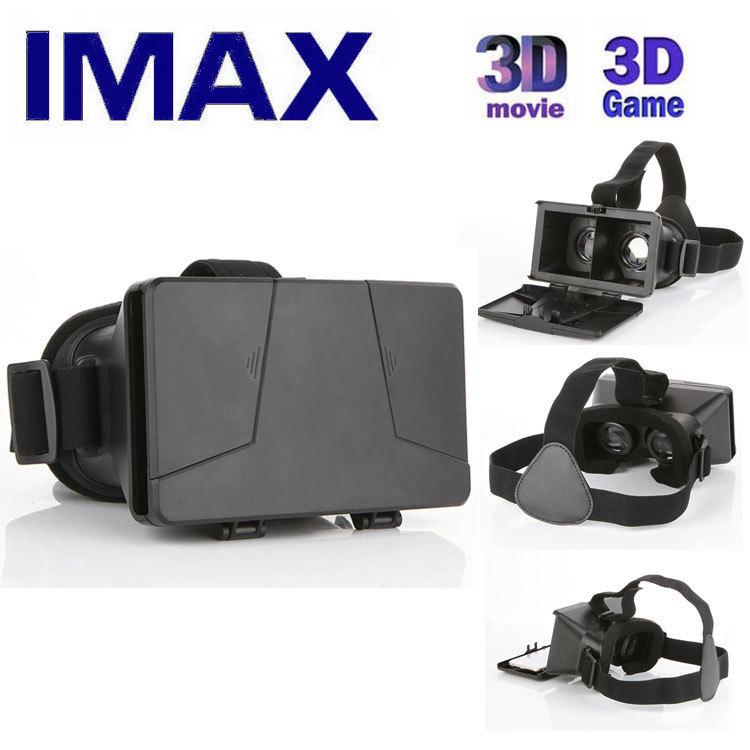 Kotaku Mirror dimensional virtual reality VR helmet phone 3D glasses storm Google Cardboard<br><br>Aliexpress
