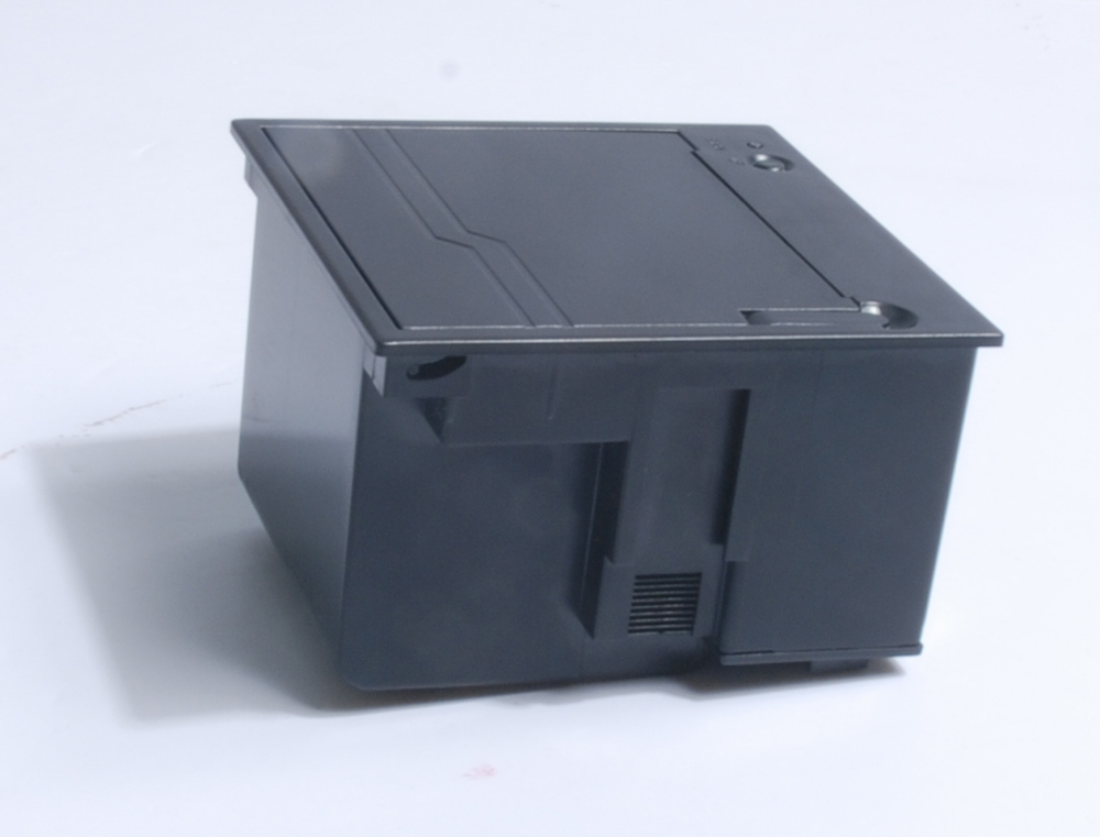 HS2034 48mm panel receipt printer open size 80.3 mm*80.9mm support Serial/USB/TTL(China (Mainland))