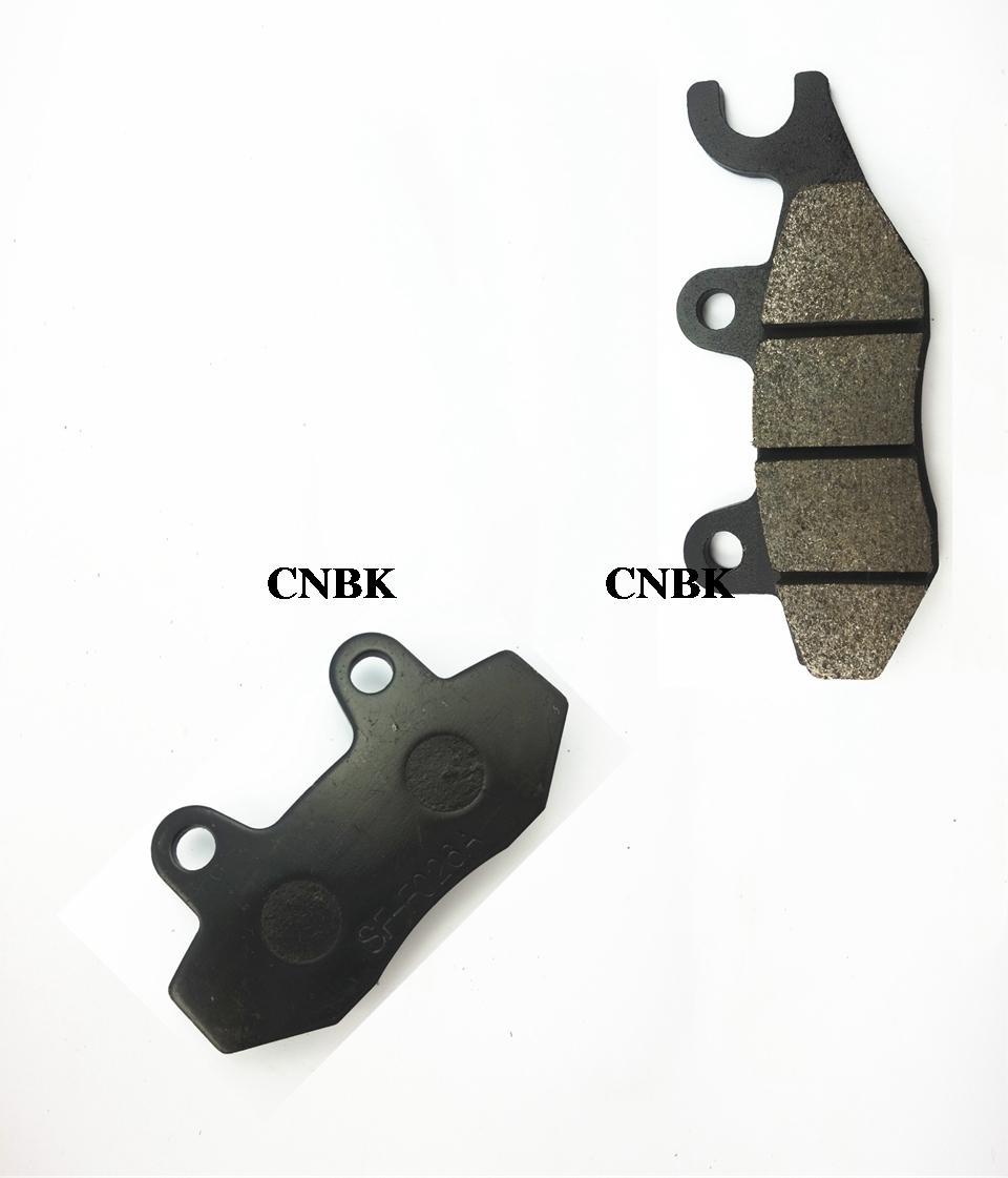 2008 Resin Front Right Brake Pad fit KAWASAKI 650 KVF Brute Force KVF650 CNBK(China (Mainland))