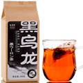 250g Black Oolong Tea Chinese Natural Oil Cut Oolongs Slimming Beauty Health Te Bag 7085 35