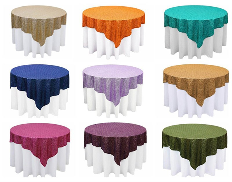 8ft banquet table linens 1