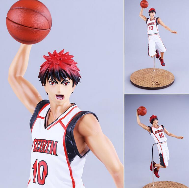 Anime Games Kuroko no Basket Kagami Taiga Slam dunk PVC ...