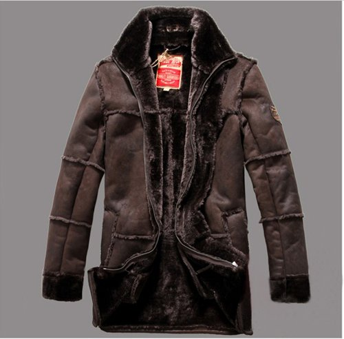 Leather Winter Jackets For Men | Outdoor Jacket