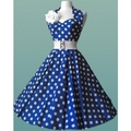 Free pp S 6XL rockabilly dress pin up vintage 1950 s retro Audrey dress women 60s