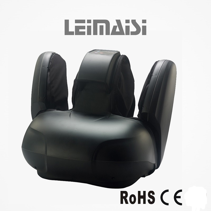Electric Shiatsu Roller Calf Leg Foot Massager Machine(China (Mainland))