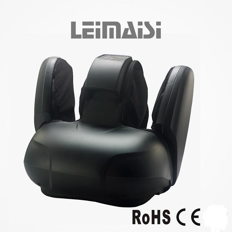 Electric Shiatsu Roller Calf Leg Foot Massager Machine(China (Mainland))