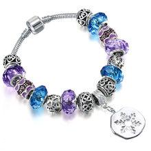 Cute Kawaii Stone Beads Women's Bracelet Fashion European Jewelry Dropshipping Girls Cuff Bangle Chain Bracelet Femme Gift(Hong Kong,China)