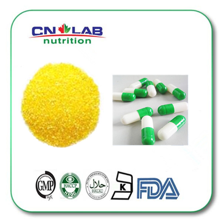 Organic supplier marigold flower extract lutein and zeaxanthin 5% 500mg*400pcs capsules free shipping(China (Mainland))