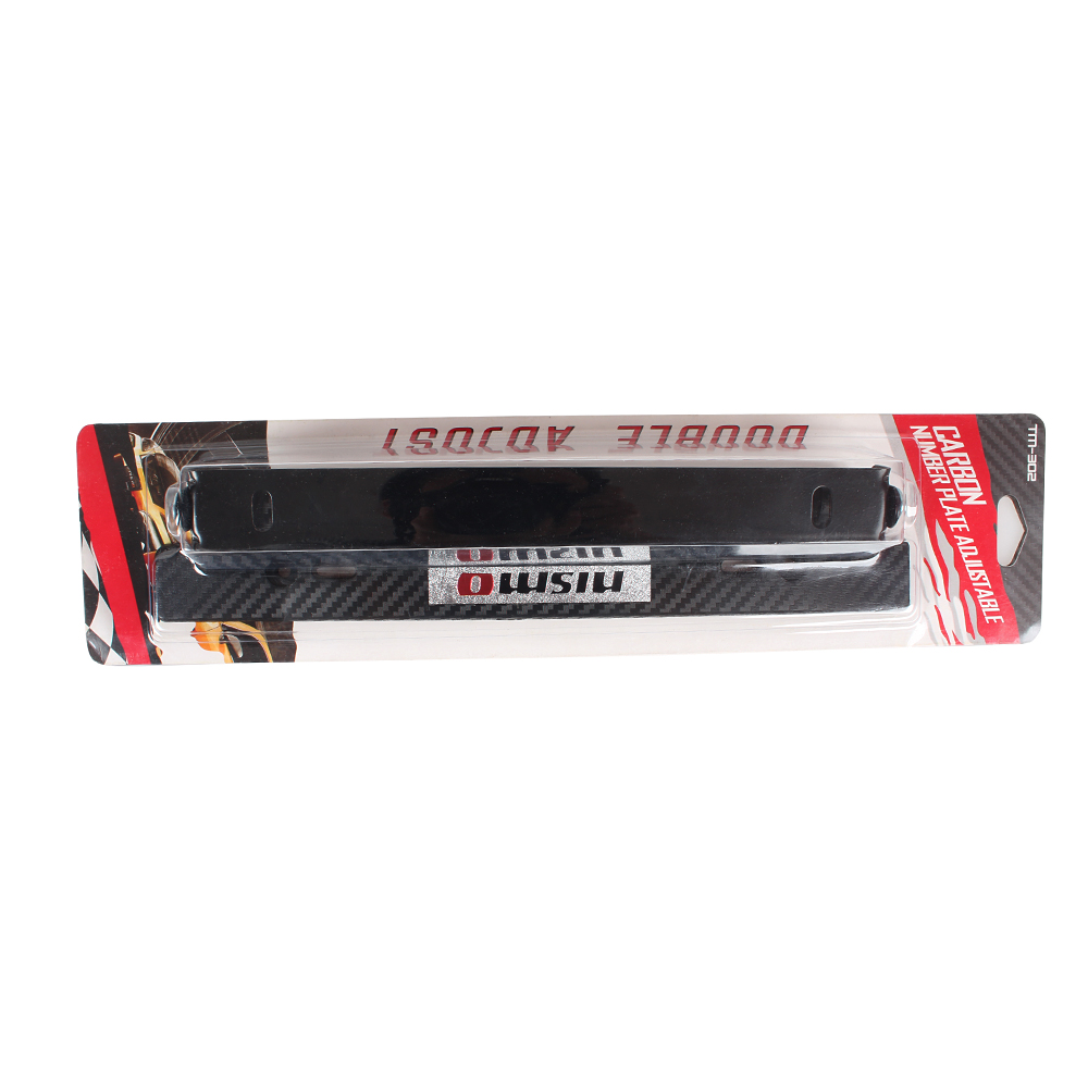 License Plate Frames  UniqueKarbon