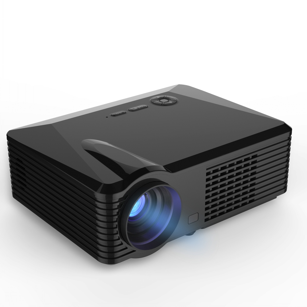 Home theater 3d beamer projetor lcd projector for video for Miniature projector