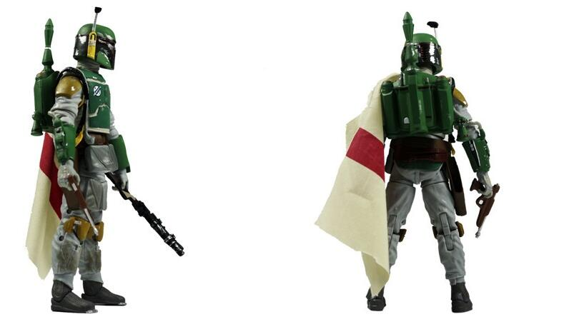 6inch Star Wars kaws REVO 005 Boba Fett PVC Action Figure