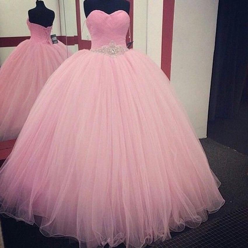 Pink Prom Dresses 16 93