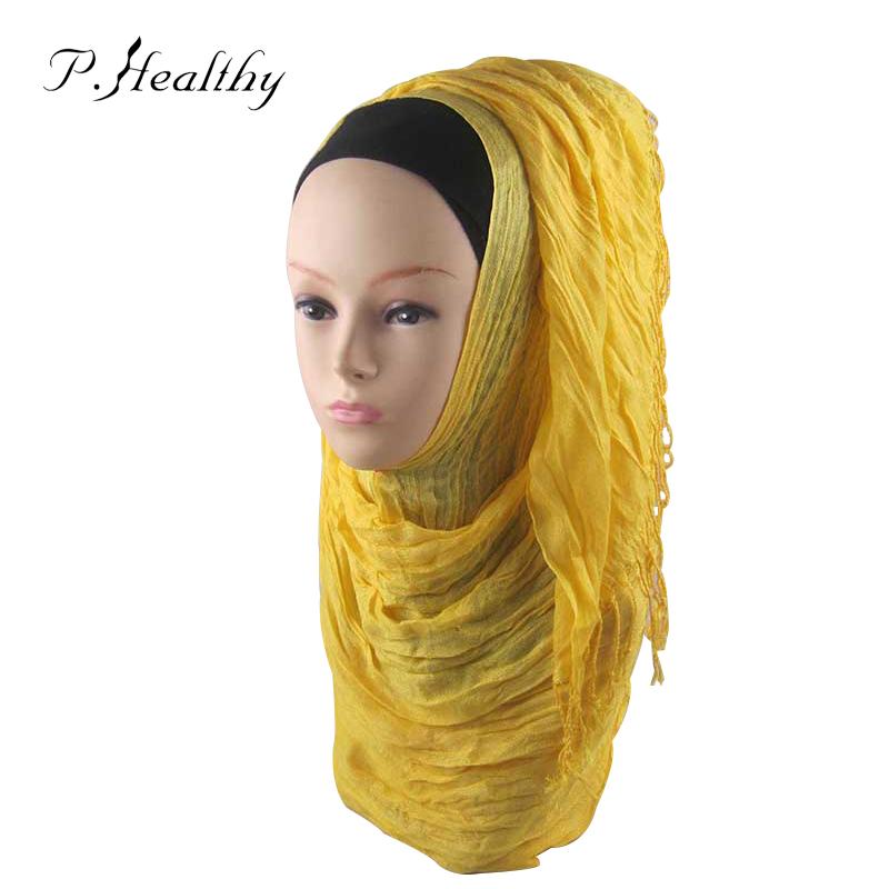 Muslim Hijabs 2016 Fashion Hot Sale Headband Charm Scarf & Shawls For Women10Pcs/Lot Turkish Scarf instant hijab Ch004 Z20(China (Mainland))