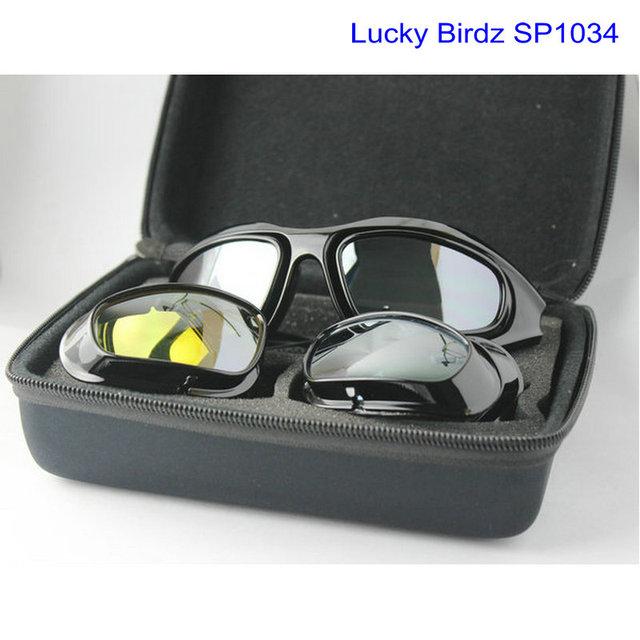 black Outdoor mountain Sport Sunglasses Interchangeable Lens UV Protection military tactical oculos lentes Gafas de sol deportes