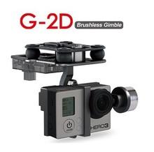 Original Walkera G-2D Aluminium Alloy Brushless Camera Gimbal for iLook / Gopro Hero 3 / Sony Camera