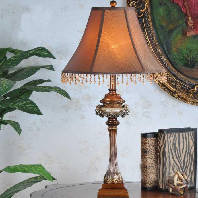 Online kopen Wholesale vintage stof lampenkap uit China vintage stof ...