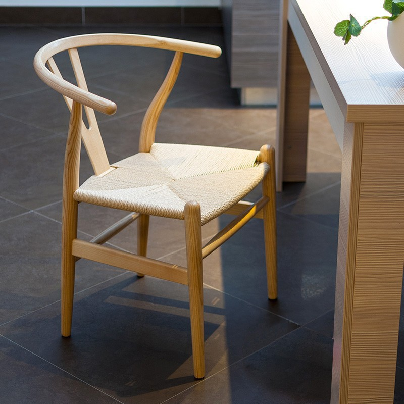 Nordic fashion furniture the y chair solid wood back for Furniture in fashion