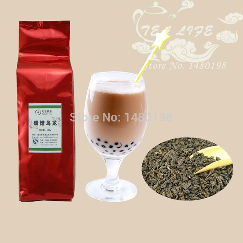 Promotion Organic Taiwan Oolong Tea Used for Tea Making, Oolong tea for Tea Gift Buy Direct from China and Free Shipping(China (Mainland))