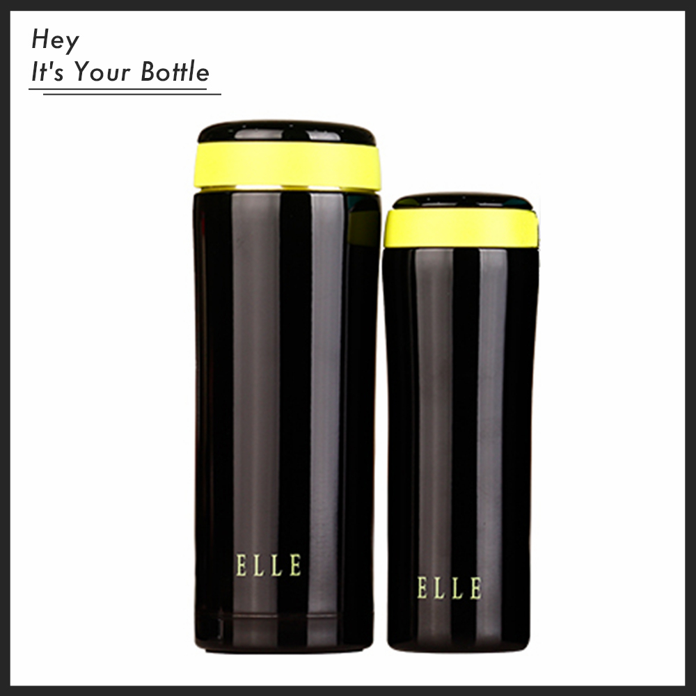 Stainless Steel Thermos Mug Vacuum Flask Tea Coffee Insulated Bottle Home Travel Thermos Drinkware 400ml(China (Mainland))