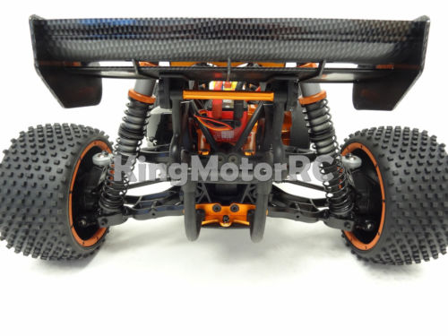 King Motor Rc 1 5 Scale Brushless Electric 8s Buggy Hpi