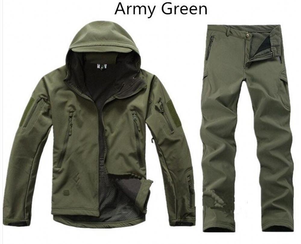 Зимняя Тактическая Одежда