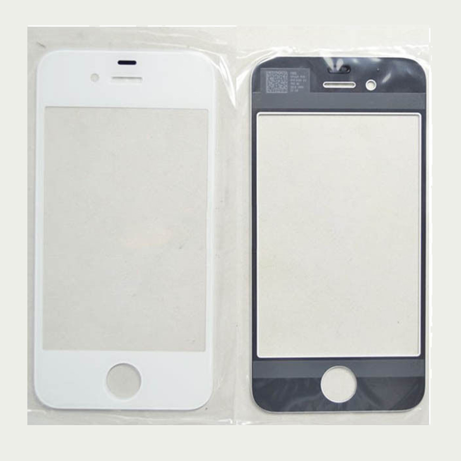 10pcs/lot Grade AAA Quality LCD Touch Panel Screen Cover Front Outer Glass Lens for iPhone 4 4S Replacement Repair Parts(China (Mainland))