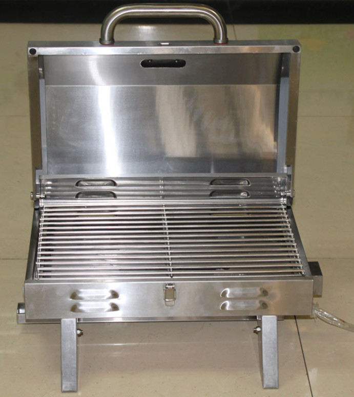 protable GAS BBQ grill,outdoor gas BBQ grill, gas stove, gas oven.(China (Mainland))