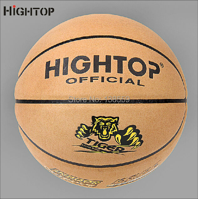 Genuine Leather Outdoor Basketball Ball Official Size 7 Weight 640g For Hard Court(China (Mainland))