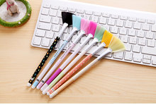 Laptop computer keyboard  cleaning brush small brush dust brush dust brush Desktop Cleanup tool dustArts tail(China (Mainland))