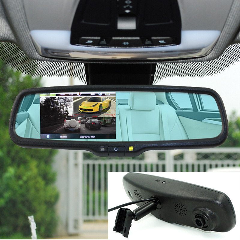 инструкция по экплуатации Car DVR mirror
